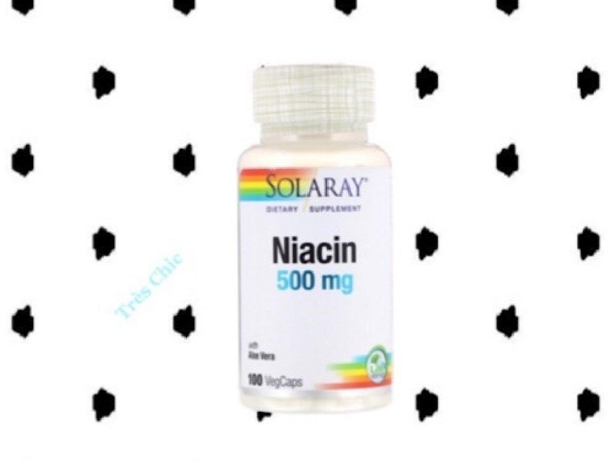 (うつや美肌に!)魔法みたいなサプリメント見つけたよ!ナイアシン