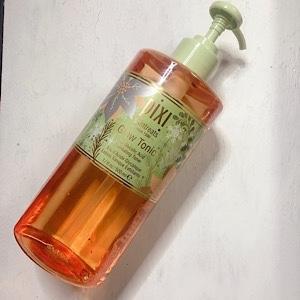 アイハーブで買ったピクシーのふき取り化粧水