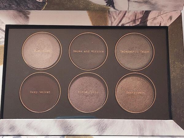 めちゃくちゃ気に入っているPat McGrath Labs(パット・マグラス)のアイシャドウパレットMothership Platinum Bronze Palette