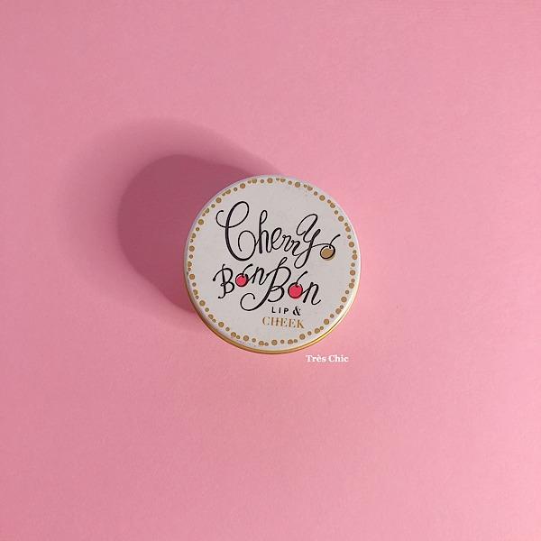 プチプラ!ドラッグストアで買えるクリームチークのおすすめ チェリーボンボンリップ&チーク