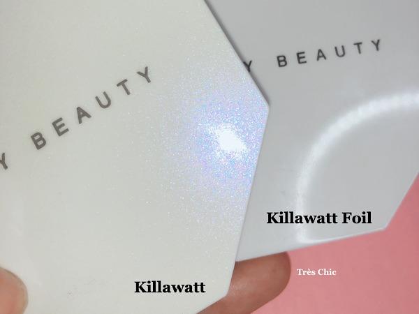 フェンティビューティー(Fenty Beauty )のハイライトKILAWATTのケース