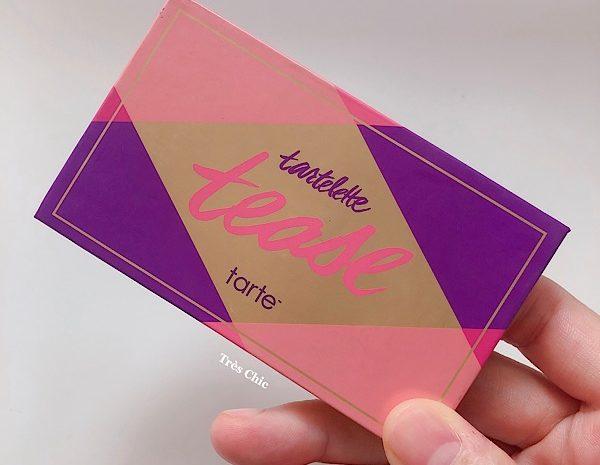 tarte(タルト)のアイシャドウパレットTartelette tease