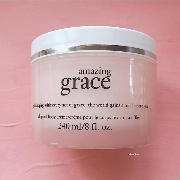 philosophyの人気香水Amazing Graceの香りのボディクリーム