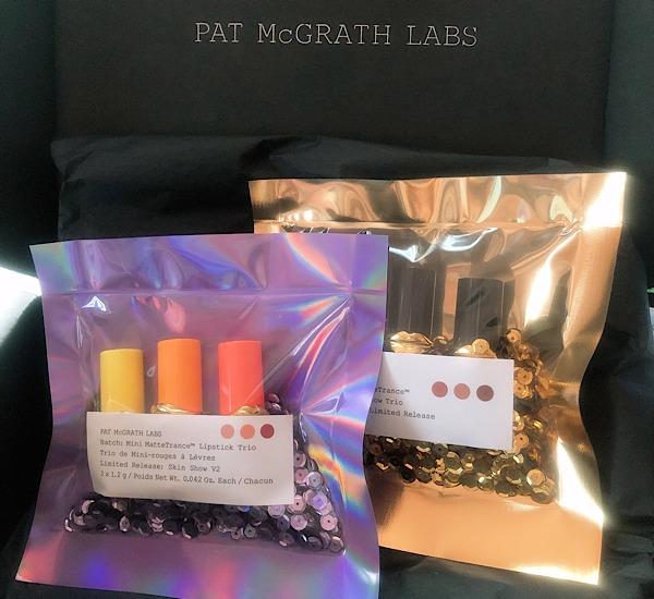 Pat McGrath Labs (パット マグラス) Mini MatteTrance マットリップトリオ Lipstiock Trio