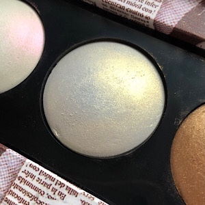 Pat McGrath Labs Sublime Skin Highlighting Trio  パット・マグラスはハイライトもオススメFine Gold