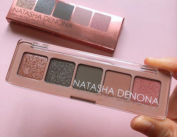 Natasha Denona Mini Retro Palette ナターシャデノナのアイシャドウパレット ミニレトロ