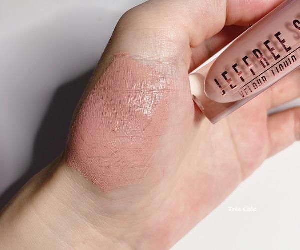 Jeffree Star Cosmetics(ジェフリー・スターコスメティックス)のマットリップI'm Nude