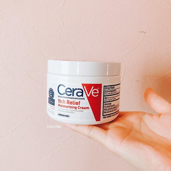 CeraVe (セラヴィ)の痒み軽減保湿モイスチャライザーは顔にも使えるのか?