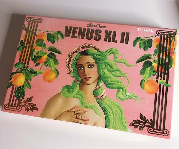 Lime Crime(ライムクライム)のアイシャドウパレットVenus XL2(ヴィーナス)