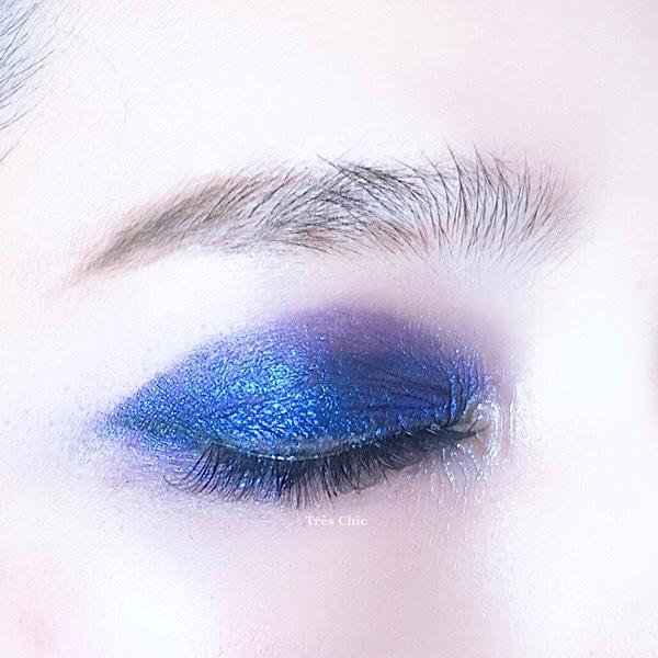 Pat McGrath Labs(パット・マクグラスラブズ)の限定アイシャドウキット Dark Star Ultra Violet Blue