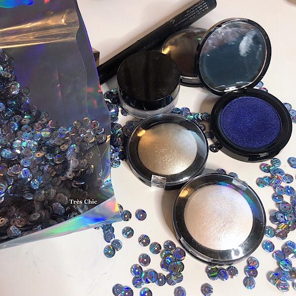 Pat McGrath Labs(パット・マクグラスラブズ)のアイシャドウキット Dark Star Ultra Violet Blue
