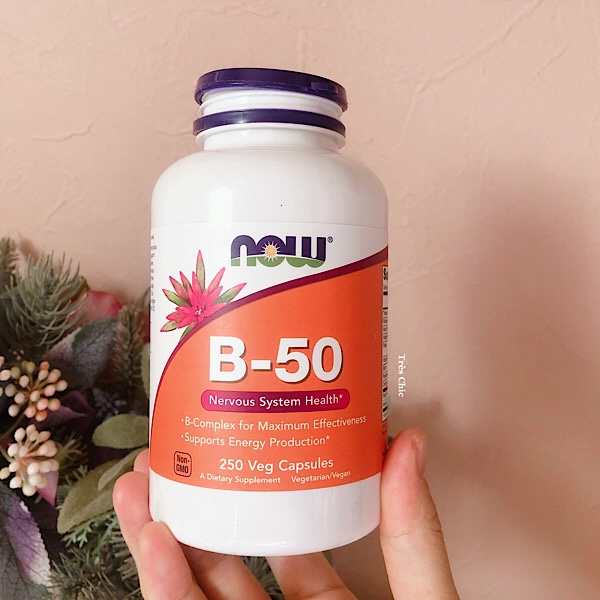 アイハーブで買える冬季うつ対策サプリメント、ビタミンB