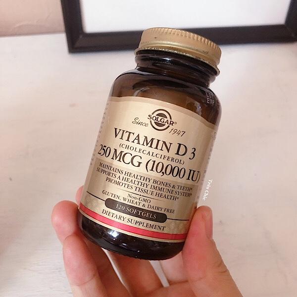 アイハーブで買える冬季うつ対策サプリメント、ビタミンD