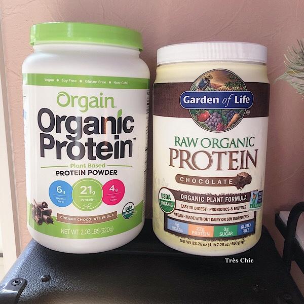 アイハーブで買えるオーガニック/ヴィーガン対応な植物性プロテインをレビュー