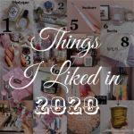 2020年に買ってよかったものや好きだったものを紹介します(食べ物や好きな人も!)