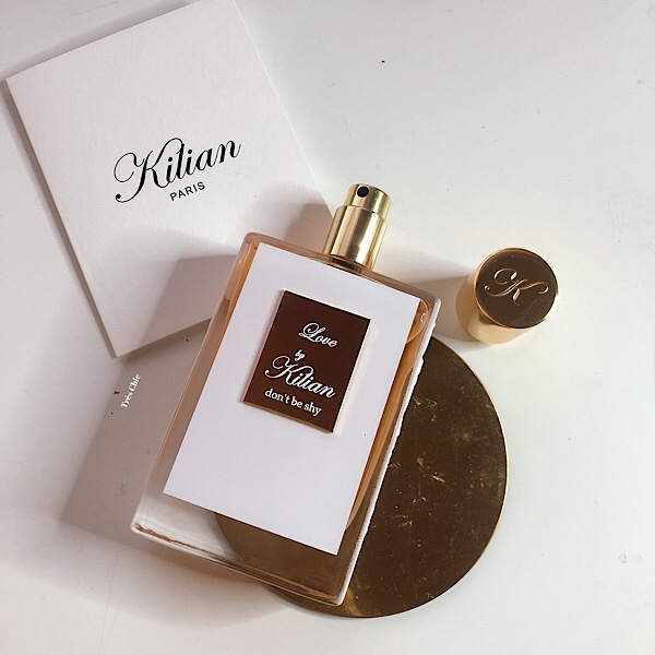 リアーナ愛用香水と噂のキリアン Love, Don't be shy ついてブログに綴りたい