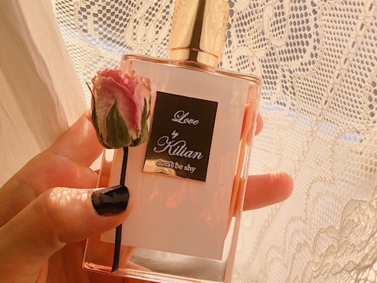 リアーナ愛用香水と噂のキリアン Love, don't be shy についてブログに綴りたい
