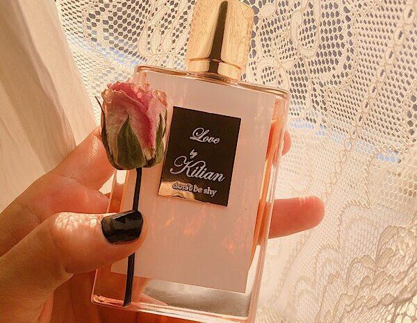 リアーナ愛用香水と噂のキリアン Love, Don't be shy ついてブログでレビュー