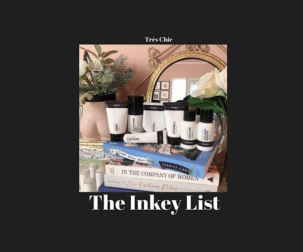 オーディナリーとそっくり!The Inkey List(ジ・インキーリスト)を口コミ。使い方とワタシ的オーディナリーとそっくり!The Inkey Lisy(ジ・インキーリスト)を口コミ。使い方とワタシ的おすすめをレビューおすすめをレビュー