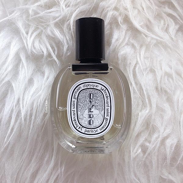 Diptyque (ディプティック)唯一の日本インスパイアな香り、Oyedo(オイエド)オードトワレとキャンドルを口コミ