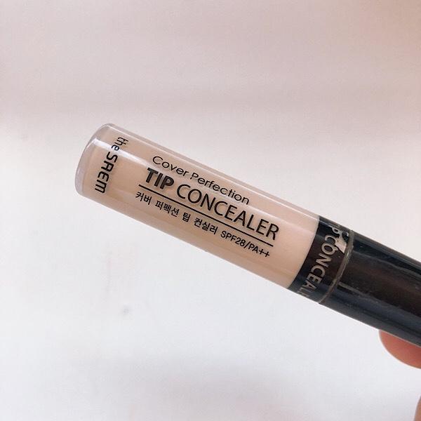the Saem Tip Concealer 01
