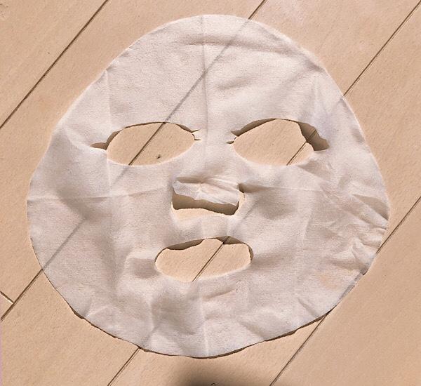 台湾のシートマスク 私のきれい日記(我的美麗日記)日本限定の台湾阿里山茶マスク