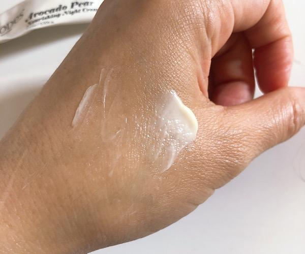 ニュージーランド発オーガニックコスメAntipodes(アンティポディーズ)の人気商品アボカドペアー ナリッシングナイトクリームを口コミ