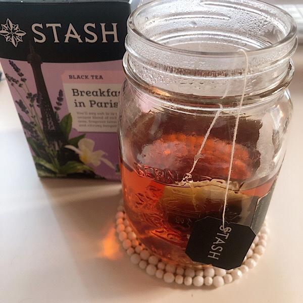 アイハーブで買えるSTASHのお茶ブレックファストインパリが美味しい