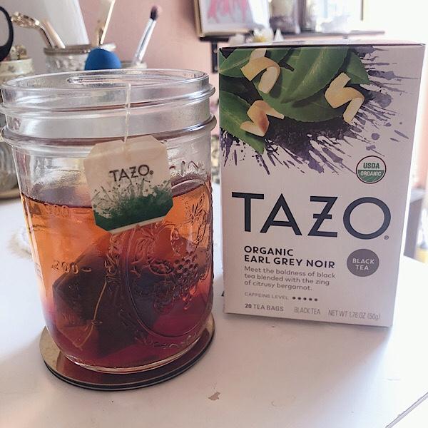 アイハーブで買えるお茶はTAZOのオーガニックアールグレイティーがおすすめ