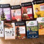 アイハーブで買えるハーブティー・紅茶・高機能ティーのおすすめをレビュー(TAZO, STASH,モリンガ、アダプトゲン etc)レビュー