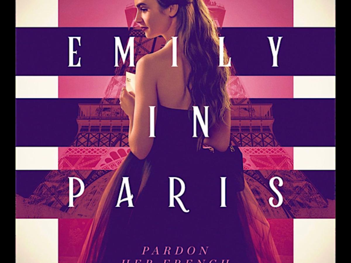 """「エミリー、パリに行く」は口コミ通り """"薄っぺらい""""?"""" 辛口レビューします(ネタバレあり)"""