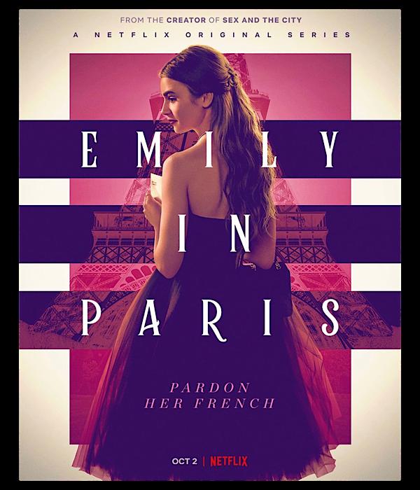 """Netflix「エミリー、パリに行く」は口コミ通り""""薄っぺらい?"""" 辛口レビュー(ネタバレあり)"""