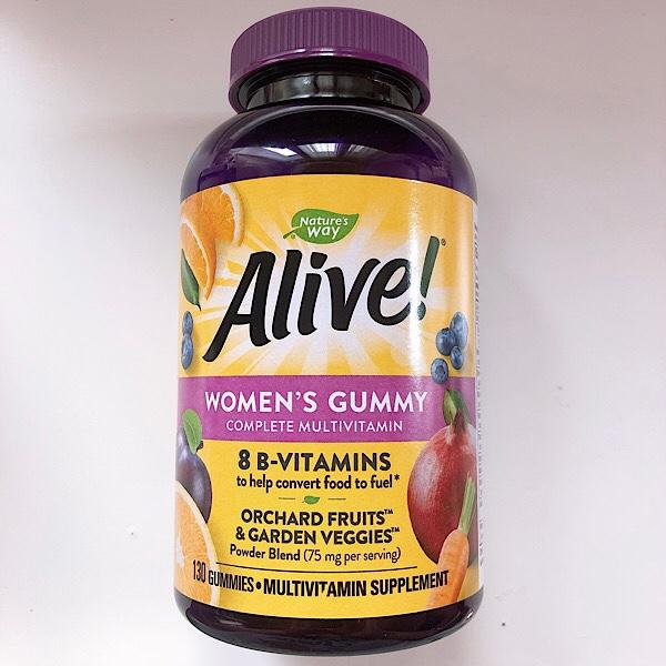 Alive!マルチビタミングミ