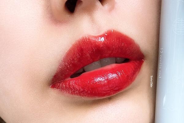 rom&nd 韓服エディション グラスティングウォーターティントのオミジャレッドを口コミ!