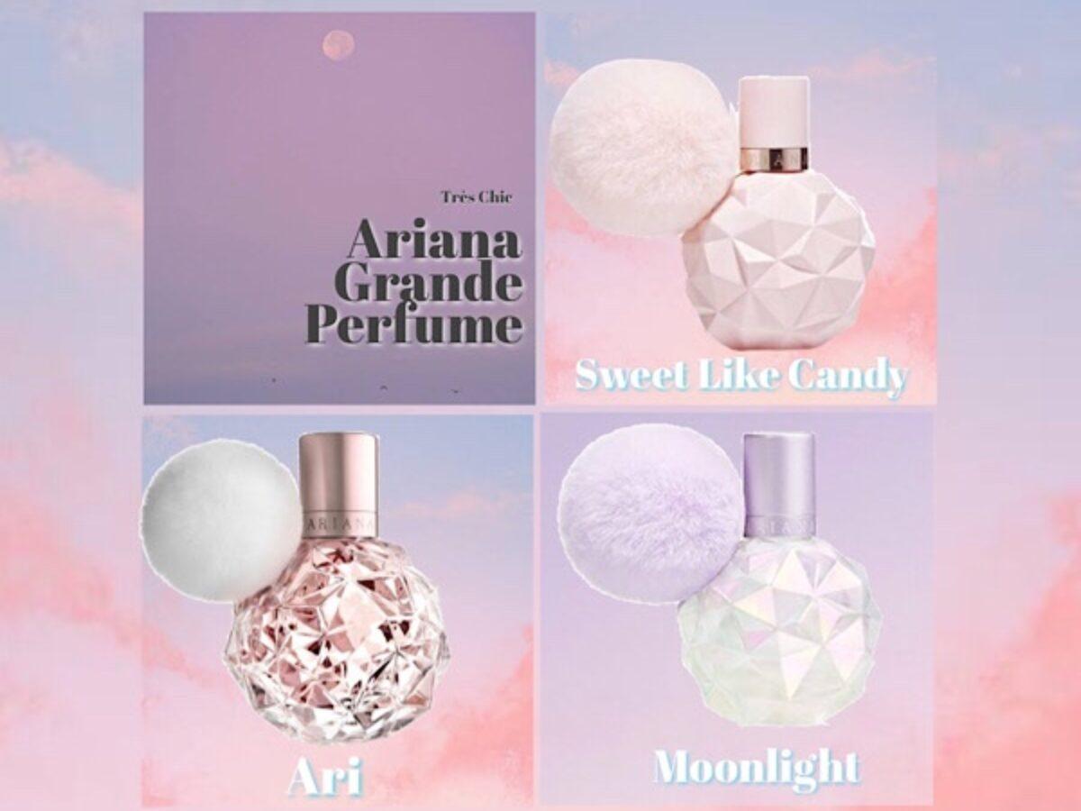 祝ビューティーブランドr.e.m. beautyローンチ!アリアナ・グランデの人気香水をレビュー