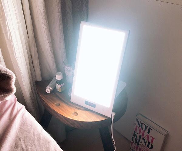 光療法のライト